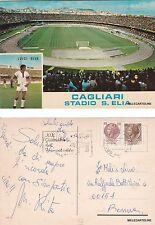 # CAGLIARI: STADIO S. ELIA E...Luigi RIVA