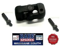 HOLDEN TORANA STEERING COLUMN UNIVERSAL JOINT LH LX INC COTTER PINS/NUT HOT ROD