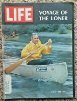 Life Magazine: June 7, 1968 Voyage of the Loner