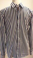 Esprit Hemd langarm gestreift Slim Gr. 39/40 Neuwertig