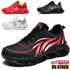 New listing Lightweight Men's Walking Shoes Gym Tennis Shoes Trail Fashion Sneakers Casual