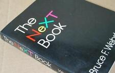 1989 The NeXT Book - Steve Jobs NeXT Cube Computer NeXTSTEP