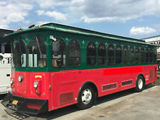 2001 Supreme Trolley - 34 passenger - Mint Condition - A/C, Heating, & W/C Lift