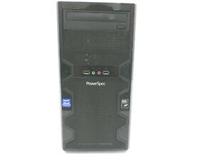 PowerSpec Gaming Desktop 500GB 4GB RAM AMD Phenom II x2 3.30GHz w/Custom Fan