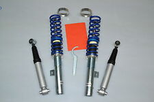BLUE LINE PEUGEOT 206 COILOVER ADJUSTABLE SHOCKS