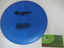 New Frisbee Disc Golf Innova Gstar Whale Putt & Approach 175g Soft Big Bead Blue