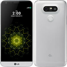 LG G5 H820 AT&T UNLOCKED GSM 4G LTE 32GB Android Smartphone Silver USED