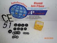 9837 KIT SERIE GOMMINI REVISIONE FRENI COMPLETA (CILINDRETTI/POMPA) FIAT 126