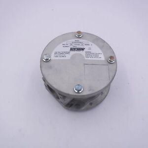 Schroeder Industries RT1KKZ10S24NS16 Series D Return Filter Head Only