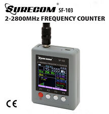 SURECOM SF-103 Portable Frequency Counter 2MHz - 2.8GHz (SKU:124257)