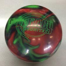 Ebonite Legacy tour edition yellow pin Bowling Ball 16 lb. 1st quality NIB #481