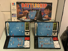 Vintage MB Games Battleship Game 1993 Boxed Good Condition 2 Players Age 7 +