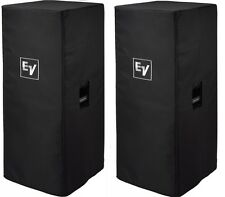 Pair Genuine Electrovoice Tour covers for EV Live-x ELX215P ELX215 Electro-voice