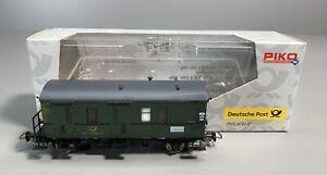 H0 - PIKO (DC)--72024...DBP Bahnpostwagen...NEM...OVP    / 4 J 407