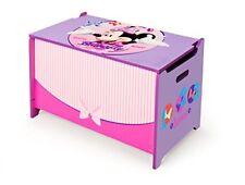 Minnie coffre a Jouets en bois Delta Children Tb84877mn