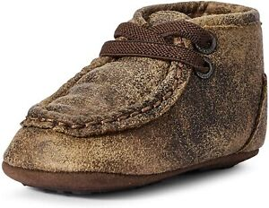 Ariat Boys Infant Memphis Lil' Stompers Western Shoes