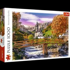 Puzzle Trefl 1000 Teile Autumn Bavaria