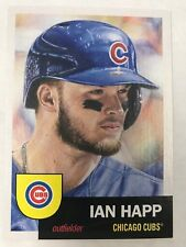 2018 Topps Living Set Card #5 Ian Happ Chicago Cubs Print Run 3042 Sold Out