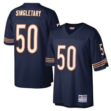 4c4784733 Chicago Bears Mike Singletary Throwback Replica Jersey M
