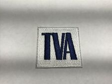 TVA Tennessee Valley Authority Navigation Flood Control Electricity USA Patch K