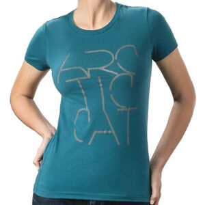 Arctic Cat Womens Stencil T-Shirt Relaxed Fit Soft Durable Comfy Cotton Tee
