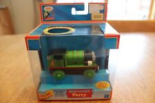 Thomas & Friends Wooden Railway LC99042 Lights & Sounds Percy Real Wood NIB New