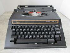 Old Vintage Black Sears Celebrity Electric 10 Typewriter