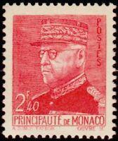 "MONACO N° 231 ""PRINCE LOUIS II 2 F 40"" NEUF x TB"