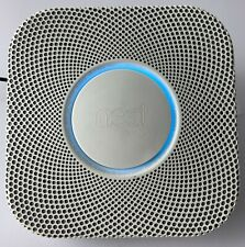 Nest Protect Smoke and Carbon Monoxide Alarm S3000BWES  No Back Mount SOLD AS-IS
