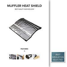 Car Heat Insulation Shield Sound Deadener Deaden Deadening Noise Mat 1m x 1.5m