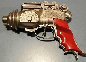 Vjntage Hubley Atomic Disintegrator space toy cap pistol