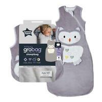 Tommee Tippee The Original Grobag Baby Sleeping Bag 6-18m 1.0 Tog, Ollie The Owl