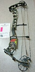 """New 2021 PSE Drive NXT 35/60# Compound Bow, RH, DL 24"""" to 31"""" w/Hunting Release"""