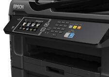 Epson WF-7610 DWF All-in-One Wireless A3 Colour Inkjet Printer Fax scanner INKS