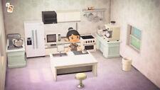Ac New Horizons White Kitchen Furniture Set