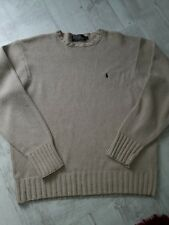 Men's Ralph Lauren jumper. Large