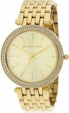 New Michael Kors  MK3191 Darci Gold Tone Ladies Watch- UK Seller