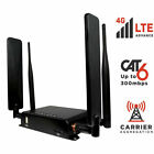 WE826-T2 EP06-A CAT6 4G LTE MODEM ROUTER for AT&T, Verizon, Visible, T-Mobile...