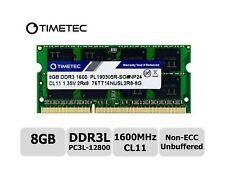 Timetec Hynix IC 8GB DDR3L 1600MHz PC3L-12800 Non ECC Unbuffered 1.35V CL11 2...