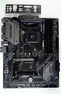 MSI B450 Tomahawk AMD Ryzen AM4 DDR4 Motherboard
