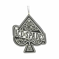 More details for new motorhead ace of spades hanging ornament  official uk licensed product