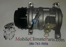 2000-2005 CADILLAC ESCLADE CHEVEROLET GMC 4.8L 5.3L 8.1L NEW AC COMPRESSOR