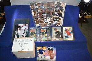 Michael Jordan Baseball Card Lot