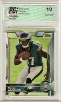 Nelson Agholor 2015 Topps Football #398 Philadelphia Eagles Rookie Card PGI 10
