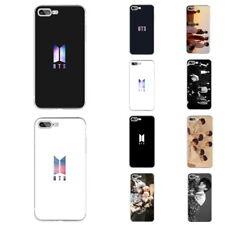 KPOP BTS Bangtan Boys Soft TPU Phone Case Cover For iPhone X 6 6s 6 7 8 Plus