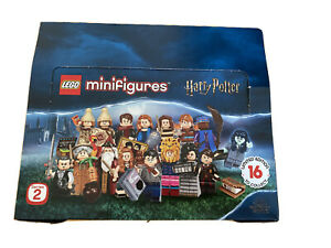 LEGO Harry Potter Series 2 Minifigures 71028 - Complete set of 16  New SEALED
