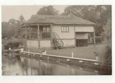 Thatched Bungalow Wroxham Norfolk Broads Vintage RP Postcard Charles Aldous 246c