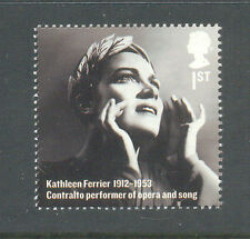 Kathleen Ferrier-Singer-Music-Opera mnh Great Britain