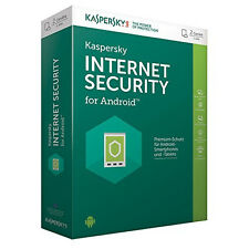 Kaspersky Internet Security For Android 2016 Box-pack