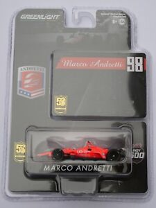 Greenlight Diecast 10854 Marco Andretti Indy 500 1:64